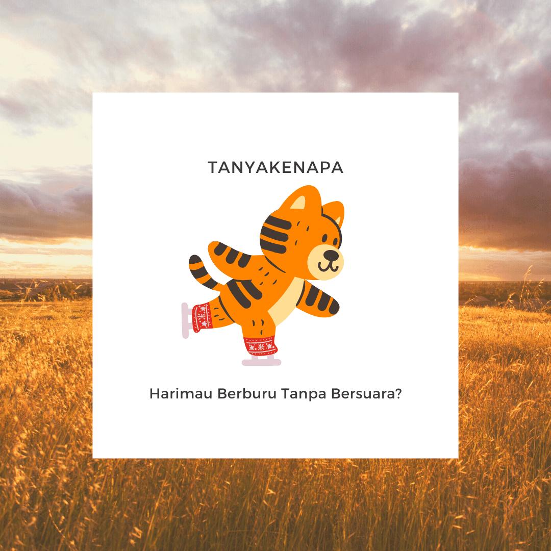 TanyaKenapa Harimau